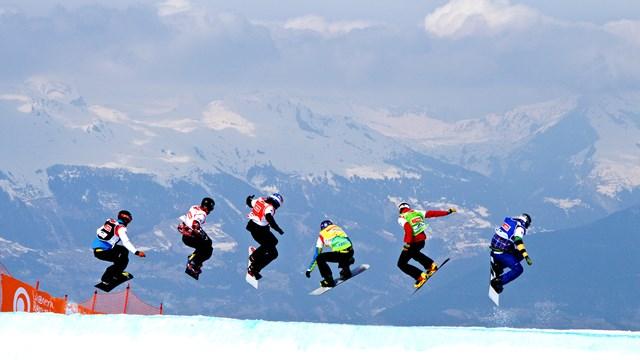 Vakantiehuisje Winterberg - Finale snowboardwereldcup in Winterberg