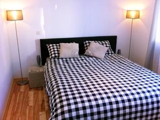 Vakantiehuisje Winterberg - slaapkamer