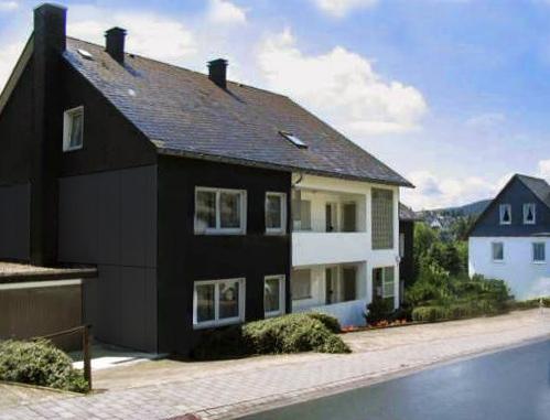 Vakantiehuisje Winterberg - huisje