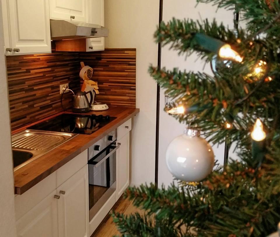 Vakantiehuisje Winterberg - keuken