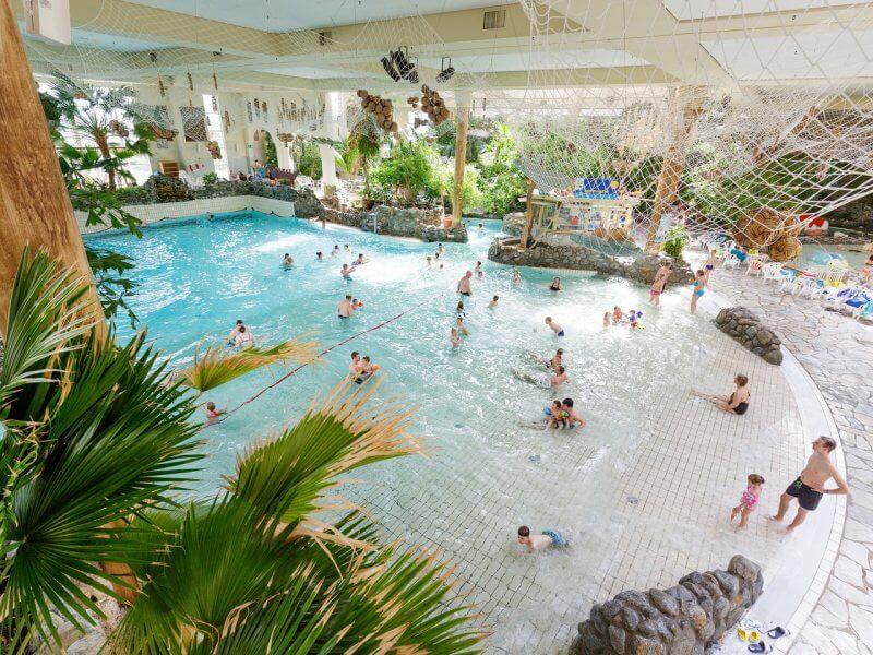 Vakantiehuisje Winterberg - Subtropisch zwemparadijs